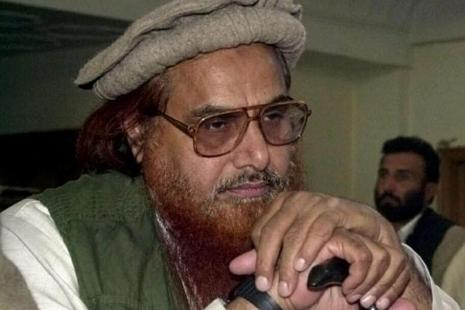 A file photo of Jamaat-ud-Dawa chief Hafiz Saeed. Photo: AFP