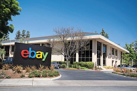 eBay kickstarted its 45-day festive sale on 15 September. Photo: Bloomberg