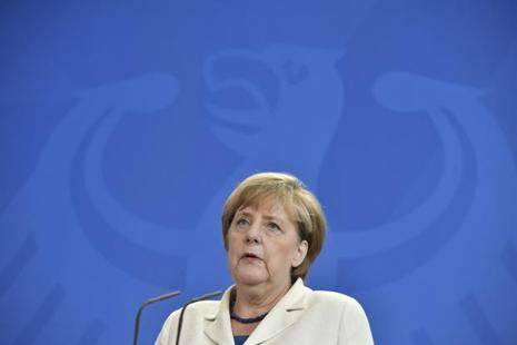 For Angela Merkel, any whiff of government action would be electorally toxic just as she faces a backlash against her refugee policy, unrest in her party bloc and slumping poll ratings. Photo: AFP