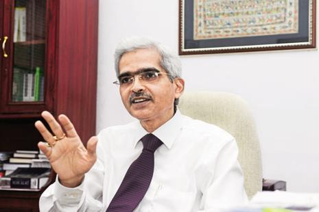 A file photo of economic affairs secretary Shaktikanta Das. Photo: Ramesh Pathania/Mint