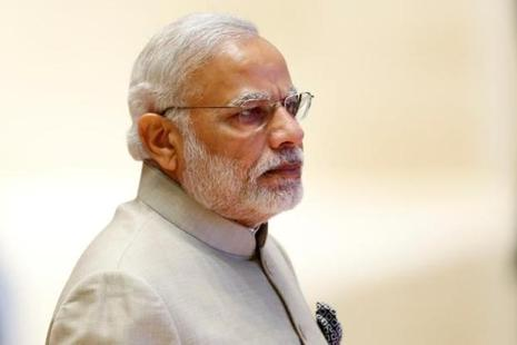 File photo. Prime Minister Narendra Modi will not attend the Saarc summit in Islamabad in November. Photo: Reuters