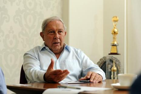 Cipla chairman Y.K. Hamied. Photo: Mint