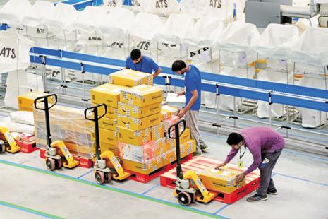 While Pune offers the best investment opportunity in warehousing today with estimated investment returns of 22-24% per annum, the auto and ancillary and chemical and pharmaceutical sectors emerge as the largest demand drivers of the warehousing space, said the report. Photo: Ramesh Pathania/Mint