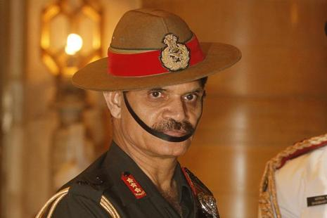 Army chief Dalbir Singh is scheduled to visit army's Western Command to review operational preparedness. Photo: Hindustan Times