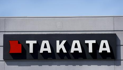 Takata's air bag recalls could exceed 100 million devices worldwide. Photo: Reuters