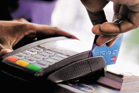 All the recently reported debit card data breaches have happened at the bank level. Photo: Pradeep Gaur/Mint