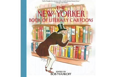 The New Yorker Book of literary cartoons.