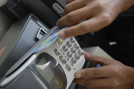 The finance ministry has sought a detailed report from banks and RBI on all aspects of the debit card fraud. Photo: Hemant Mishra/Mint