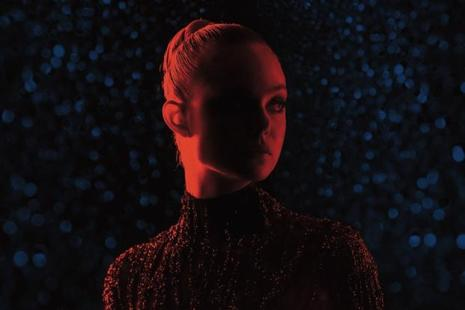 A still from the film Neon Demon