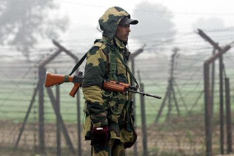 The campaign comes against the backdrop of the surgical strikes carried out by the Indian Army on terror launch pads in PoK and the heightened border tension. File photo: AFP