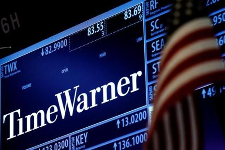 Once the deal closes, Time Warner shareholders will own between 14.4% and 15.7% of AT&T shares. Photo: Reuters