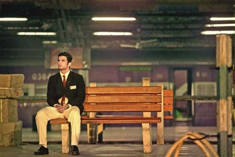 Sushant Singh Rajput in a still from 'M.S. Dhoni: The Untold Story'