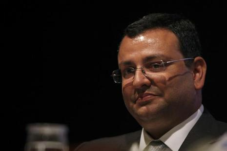 A file photo of Cyrus Mistry. Photo: Reuters