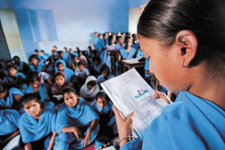 India is also among a group of countries that have made key investments in women's education but have generally not removed barriers to women's participation in the workforce.