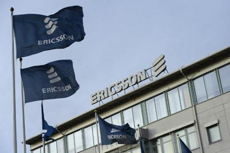 Ericsson, one of the world's leading mobile network operators, in July sacked its previous CEO to find a new leader 'to drive the next phase in Ericsson's development.'. Photo: AFP
