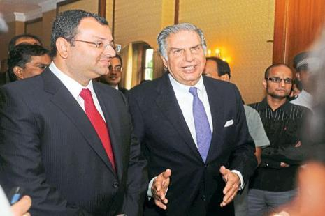 On Monday, Tata Group's holding company abruptly ousted Mistry as chairman and replaced him with his 78-year-old predecessor Ratan Tata. Photo: