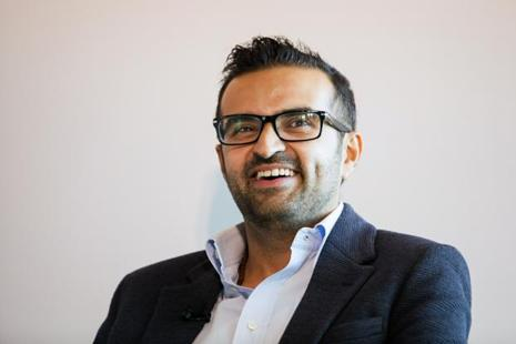 A judge in the London family court has denied Ashish Thakkar's request for a final divorce decree until a determination of his real worth. Photo: Bloomberg
