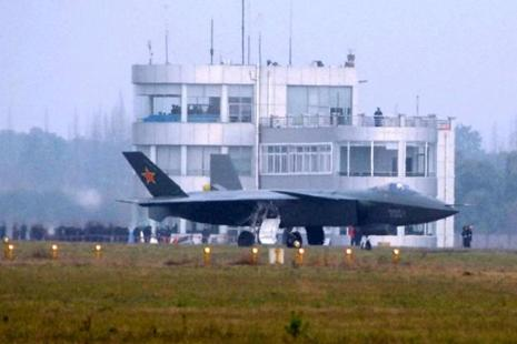 A file photo of J-20 stealth fighter jet. Photo: AFP