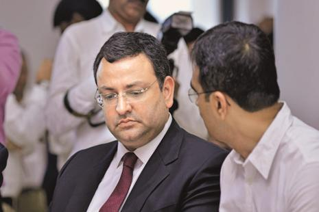 Ousted Tata Sons chairman Cyrus Mistry. Photo: Aniruddha Chowdhury/Mint