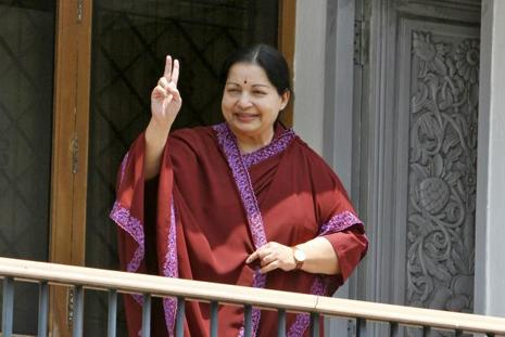 While she was hospitalized, state finance minister O. Panneerselvam was officially allocated the portfolios of Jayalalithaa as an interim arrangement and the AIADMK launched a campaign on Twitter to quell speculation about her health. Photo: Reuters