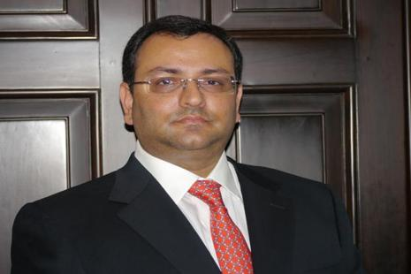 A file photo of ousted Tata Sons chairman Cyrus Mistry.