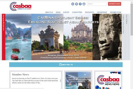 Established in 1991, CASBAA is an association for digital multi-channel television, content , advertising and video delivery platforms across Asia.