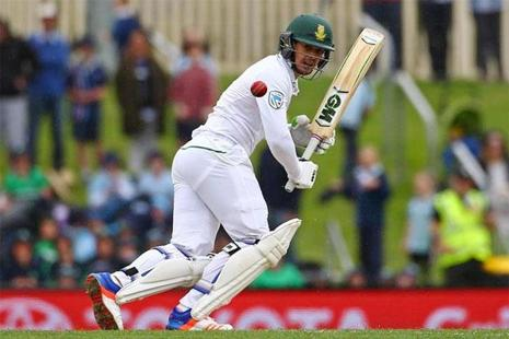 Quinton de Kock. Photo: David Gray/Reuters
