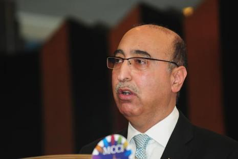 A file photo of Pakistan envoy Abdul Basit. Photo: Indranil Bhoumik/Mint