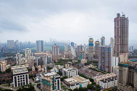 Peninsula Brookfield has bought the flats in Omkar Realtors's luxury residential project in south Mumbai. Photo: Aniruddha Chowdhury/Mint