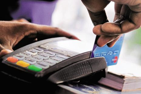 The service tax notification of June 2012 will be amended to include exemption on credit and debit cards, said the people aware of the development. Photo: Mint