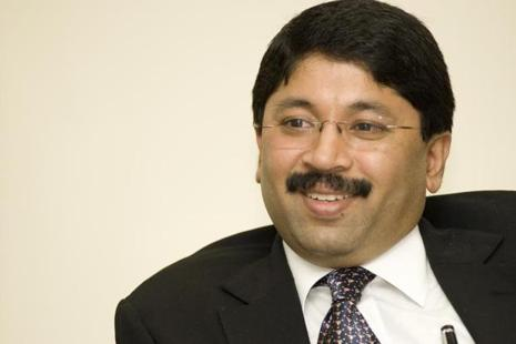 Former Union telecom minister, Dayanidhi Maran. Photo: Mint