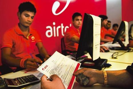 Airtel Payments Bank plans to have a network of 100,000 shops across Rajasthan by the end of the year. Photo: Priyanka Parashar/Mint
