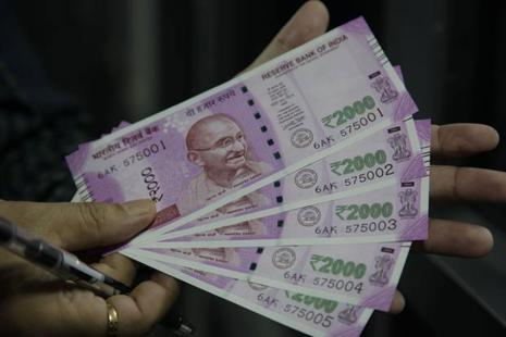 Police said that more cash was likely to be recovered in the follow-up raids. Photo: Mint
