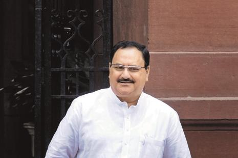 People from all walks of life have been covered in the list, said BJP leader J.P. Nadda. Photo: HT