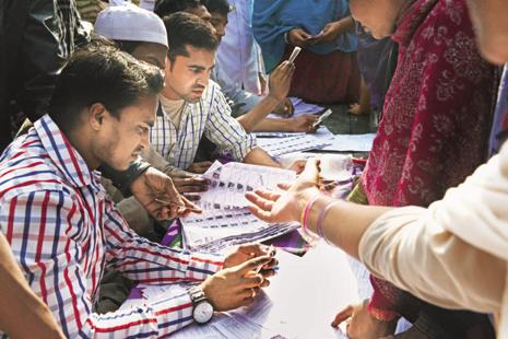 Uttar Pradesh goes to polls in seven phases between 11 February and 8 March. Photo: Mint