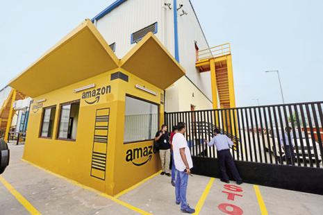 Unless the online retail industry bounces back, Amazon may take much longer to realize its objective of making India its second-biggest market after the US. Photo: Ramesh Pathania/Mint
