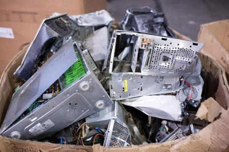 Users should discard their old gadgets through authorized electronic waste recyclers who are registered and authorised by state pollution control boards.