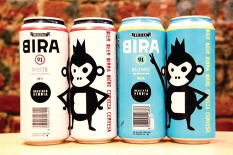 Bira 91 was first launched in the summer of 2015 in 300ml bottles
