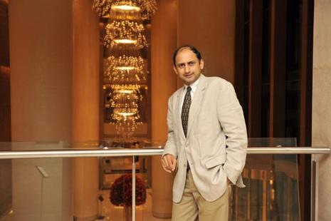 A file photo of RBI deputy governor Viral Acharya. Photo: Mint