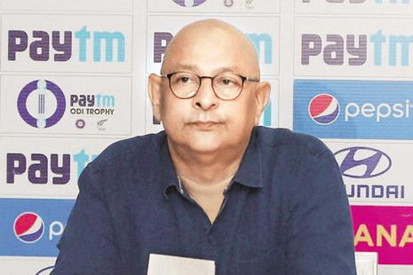 BCCI's acting secretary Amitabh Choudhary. Photo: PTI