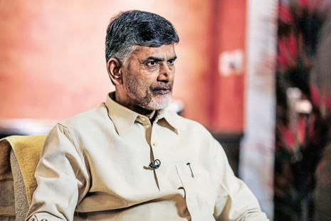 Andhra Pradesh CM Chandrababu Naidu is hopeful the recommendation of tax on ATM cash withdrawals and large cash transactions will be taken into account in Budget 2017. Photo: Bloomberg
