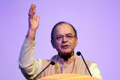 Arun Jaitley will deliver a talk at London School of Economics on 'Transforming India: Vision for the next decade'. Photo: Reuters