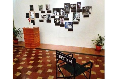 The exhibition, 'A Story Called Cinema: The BD Garga Archives', was held earlier this month at Indira Gandhi National Centre for the Arts in New Delhi.