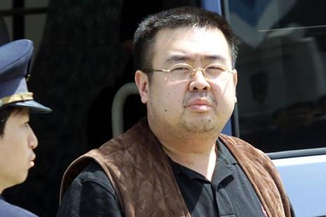 A file photo of Kim Jong-nam, half-brother of North Korean leader Kim Jong-un. Photo: AFP