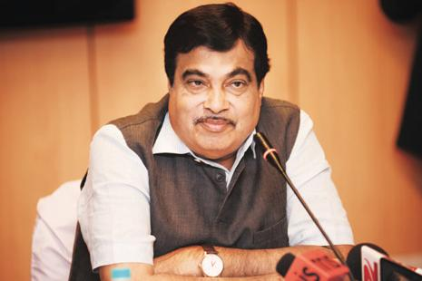 Union transport minister Nitin Gadkari. Photo: Ramesh Pathania/Mint
