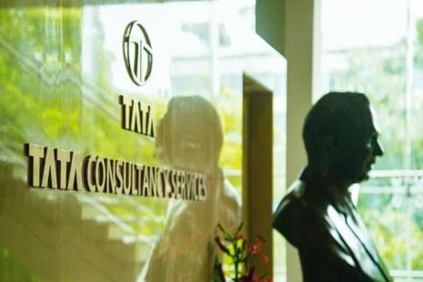 TCS gets about 6% of its global revenues from India. Photo: Aniruddha Chowdhury/Mint