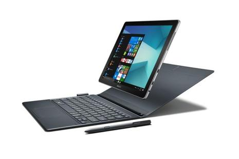 The Galaxy Book is the first Windows 10 tablet made by Samsung.