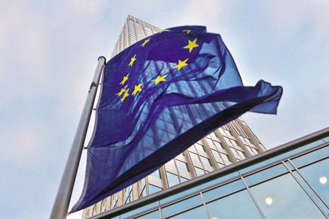 Today, the European Union is mired in a deep existential crisis, and its future is very much in doubt. Photo: Bloomberg