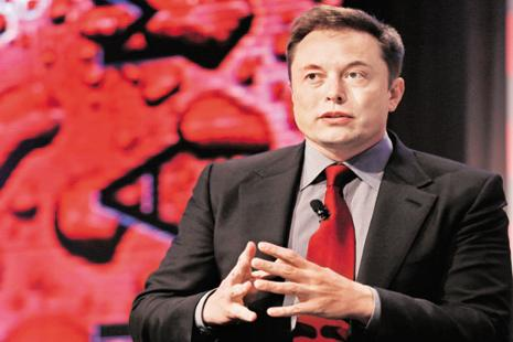 Elon Musk of Tesla Inc. India's overtures to the electric car maker to set up an Indian factory have failed to deliver results. Photo: Reuters