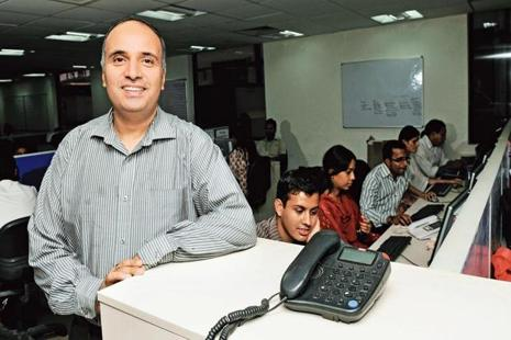 CEO Yashish Dahiya says preparations are on for a Policybazaar IPO by October 2018. Photo: Priyanka Parashar/Mint